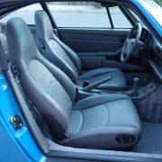 1996 911 Targa Blue Turquoise