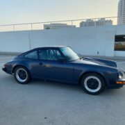 1985 911 Coupe